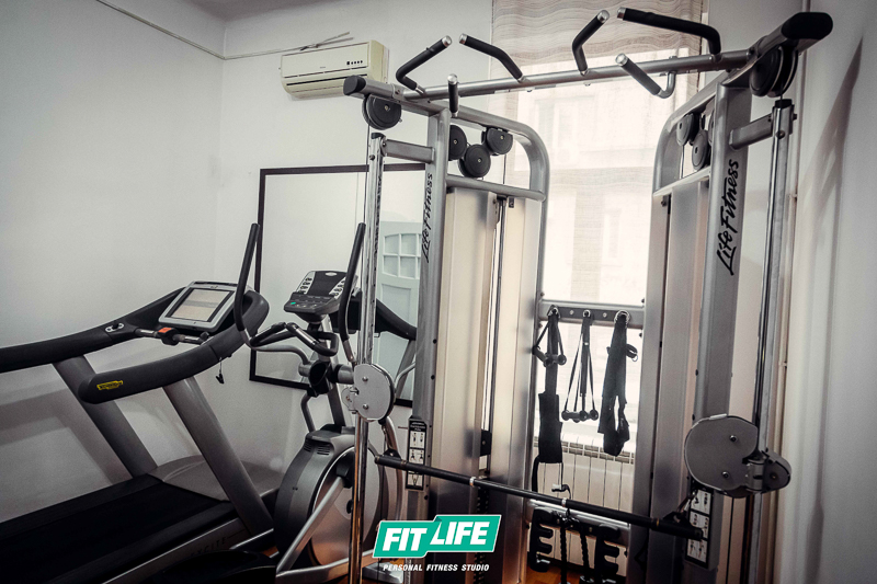 trening soba FitLife